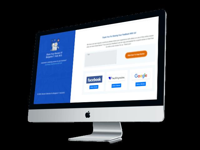 image of Various Review Platforms